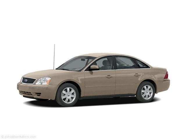 Photo Pre-Owned 2006 Ford Five Hundred SEL Sedan 6 in Fayetteville NC