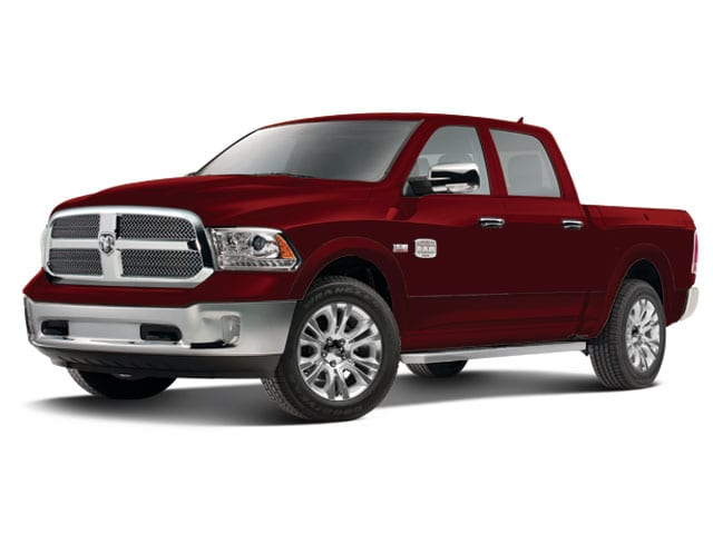 Photo Used 2014 Ram 1500 LONGHORN LIMITED Truck Crew Cab for sale in Barstow CA
