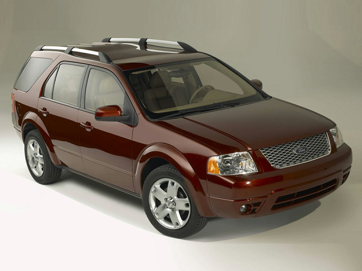 Photo Pre-Owned 2007 Ford Freestyle SEL FWD 4D Station Wagon