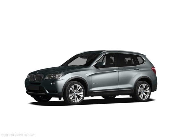 Photo Pre-Owned 2011 BMW X3 xDrive35i SAV in Corte Madera, CA