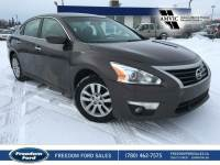 Used 2013 Nissan Altima 2.5 Air Conditioning, Cloth Seats Front Wheel Drive 4 Door Car