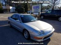 2001 Acura Integra LS Sedan