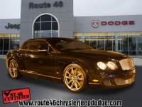 Used 2011 Bentley Continental GTC Speed Convertible For Sale in Little Falls NJ
