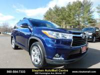 Certified Pre-Owned 2015 Toyota Highlander Limited in Bristol, CT