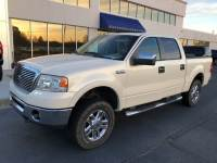 Used 2008 Ford F-150 4WD SuperCrew 150 King Ranch Pickup
