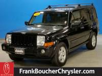 PRE-OWNED 2006 JEEP COMMANDER 4WD