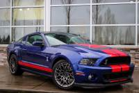 Pre-Owned 2013 Ford Mustang Shelby GT500 RWD 2dr Car