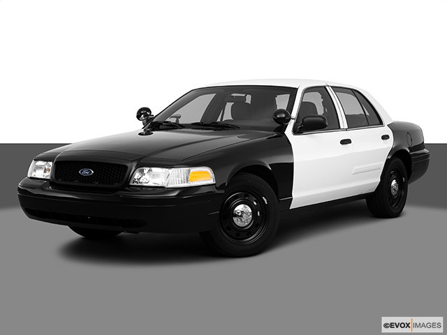 Photo 2010 Ford Crown Victoria Police Interceptor