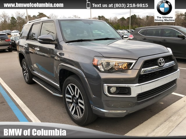 Photo 2014 Toyota 4Runner Limited SUV 4x4