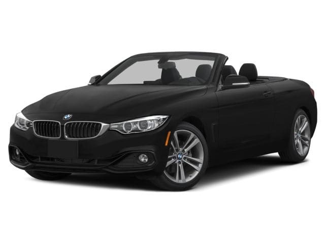 Photo 2015 BMW 428i Convertible CPO SPORT LINENAVIGATIONCOLD WEATHER PACKA Convertible Rear-wheel Drive