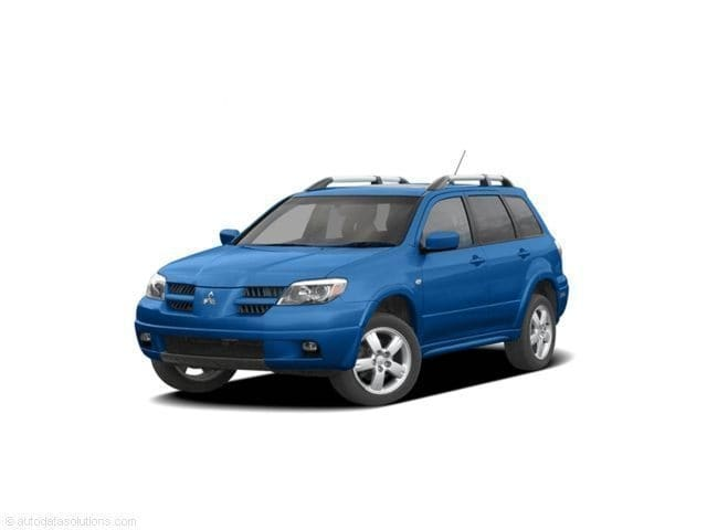 Photo Pre-Owned 2004 Mitsubishi Outlander LS in Schaumburg, IL, Near Palatine
