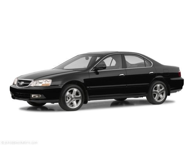 Photo Used 2003 Acura TL 3.2 wNavigation System For Sale in Sunnyvale, CA