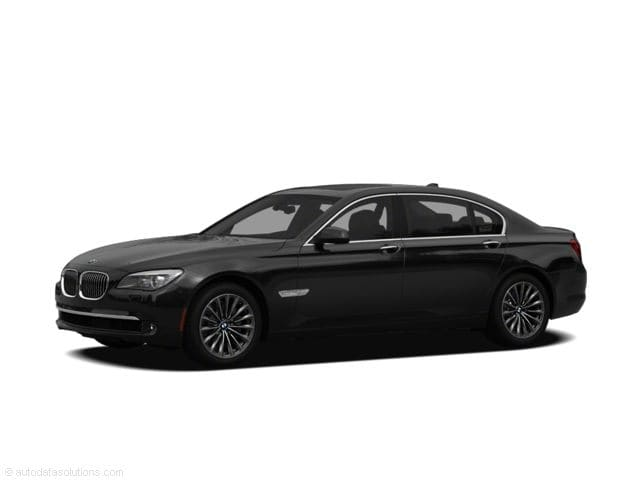 Photo 2012 BMW 7 Series 740i Sedan in Franklin, TN