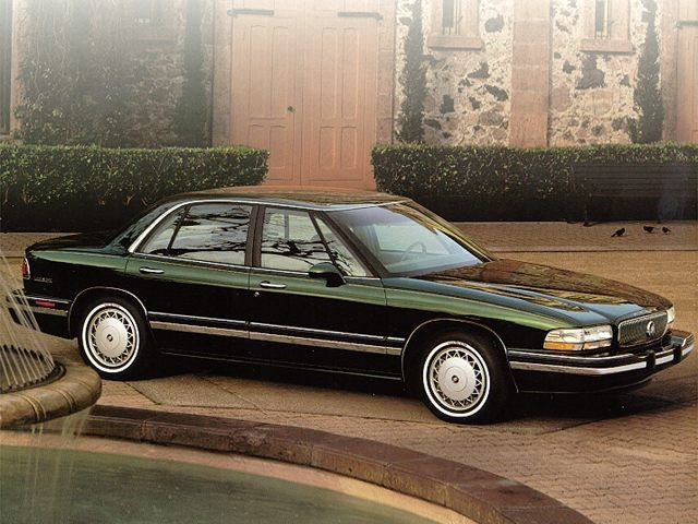 Photo Pre-Owned 1995 Buick LeSabre Limited Sedan For Sale  Raleigh NC