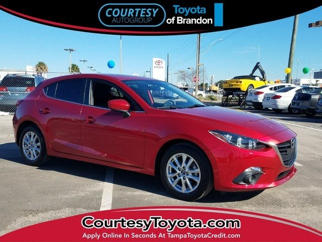 Photo Pre-Owned 2016 Mazda Mazda3 i Touring Hatchback near Tampa FL