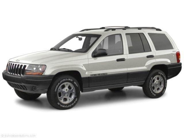 Photo Used 2000 Jeep Grand Cherokee Laredo SUV in Miami