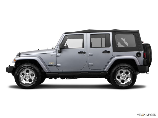 Photo Used 2014 Jeep Wrangler Unlimited Sahara 4x4 in Houston, TX