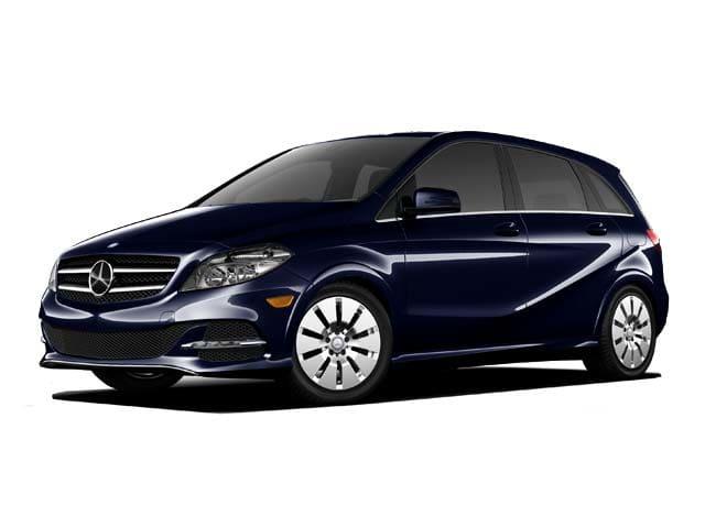 Photo 2014 Mercedes-Benz B-Class Electric Drive Hatchback