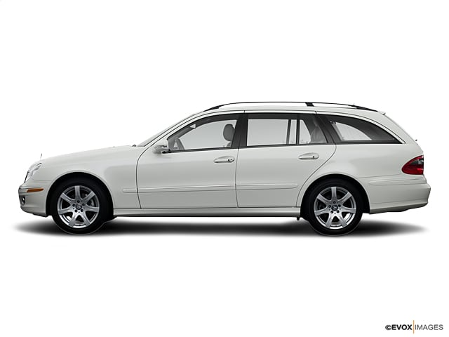 Photo Pre-Owned 2008 Mercedes-Benz E-Class Base Wagon in Corte Madera, CA