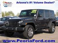 2017 Jeep Wrangler JK Unlimited Unlimited Rubicon SUV