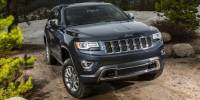 Pre-Owned 2014 Jeep Grand Cherokee AWD OVERLAND Leather, Panoramic Roof, A/C,