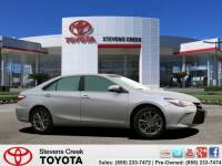 Certified Pre-Owned 2017 Toyota Camry Se Sedan FWD 4dr Car