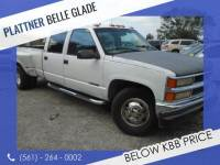 Used 1999 Chevrolet C/K 3500 Crew Cab Pickup
