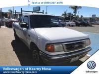 1996 Ford Ranger XLT Pickup Truck Rear Wheel Drive