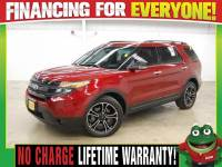 2013 Ford Explorer Sport 4WD - THIRD ROW - HEATED/COOLED LEATHER SUV