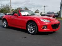 Pre-Owned 2014 Mazda Mazda MX-5 Miata Sport Convertible in Jacksonville FL