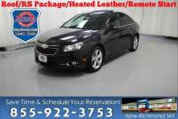 Used 2014 Chevrolet Cruze 2LT