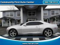 2011 Chevrolet Camaro 2LT COUPE RS PACKAGE
