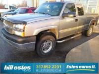 Pre-Owned 2003 Chevrolet Silverado 2500HD LT 4WD