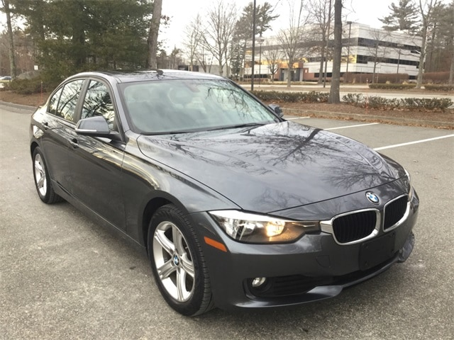 Photo Certified 2015 BMW 3 Series 320i xDrive for sale in MA