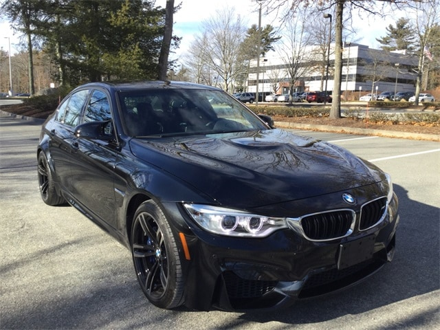 Photo Certified 2017 BMW M3 for sale in MA