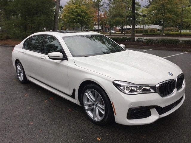 Photo Certified 2017 BMW 7 Series 750i xDrive for sale in MA