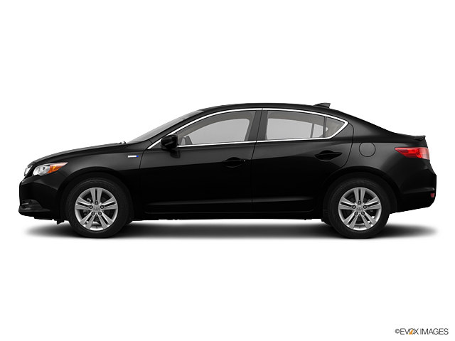 Photo Used 2013 Acura ILX Hybrid Sedan in Draper