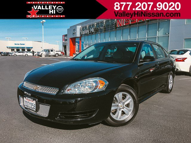 Photo 2014 Chevrolet Impala Limited LS in Victorville, CA