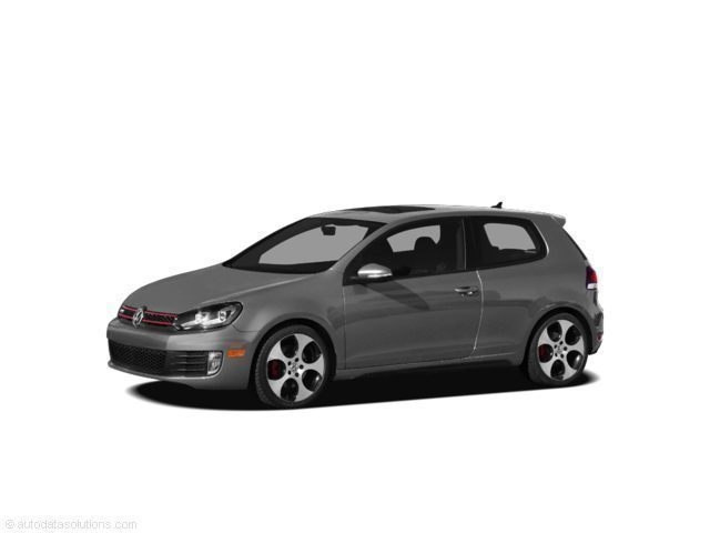 Photo Used 2011 Volkswagen GTI wSunroof  Navi 2dr HB DSG Hatchback in Houston