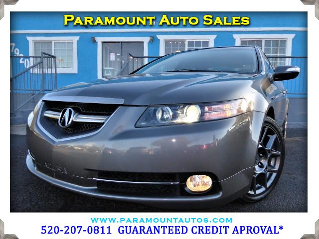 Photo 2007 Acura TL Type-S 5-Speed AT