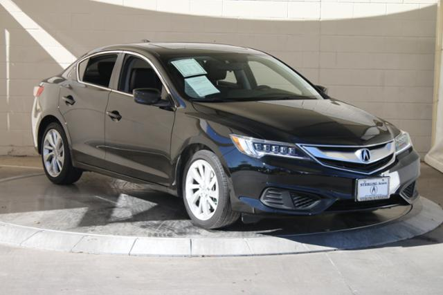 Photo Pre-Owned 2016 Acura ILX Base 4dr Car