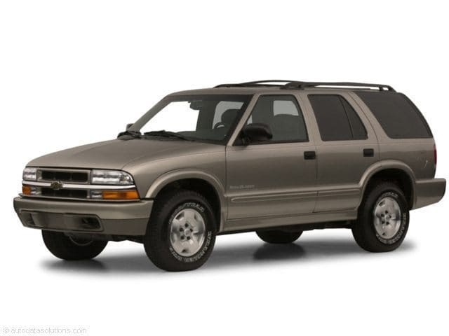 Photo Used 2001 Chevrolet Blazer LS Sport Utility For Sale St. Clair , Michigan