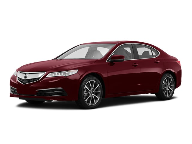 Photo Used 2016 Acura TLX V6 Tech Sedan in Fort Myers