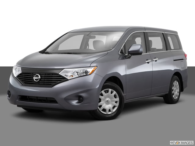 Photo Pre-Owned 2015 Nissan Quest MinivanVan For Sale  Asheville NC