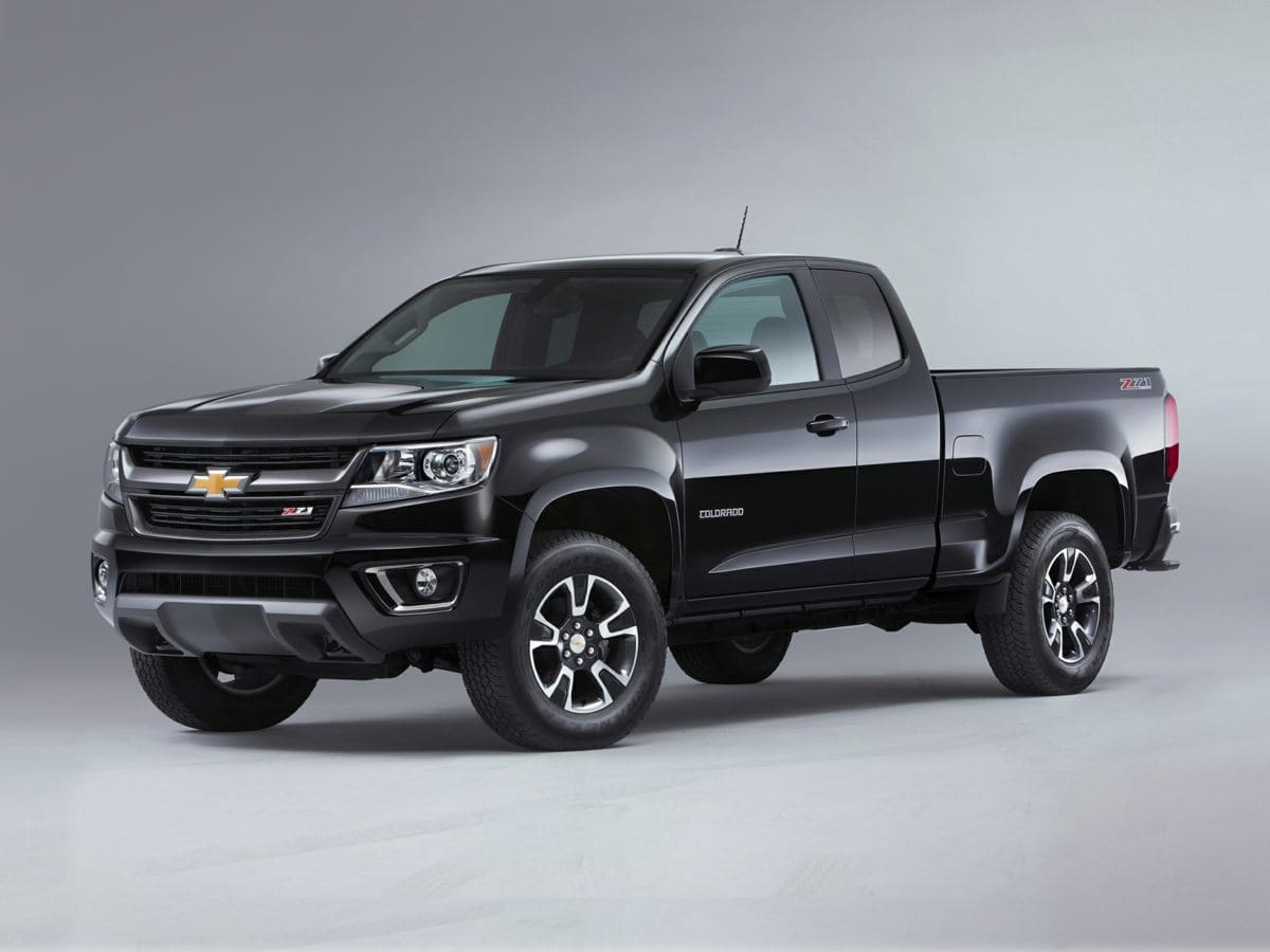 Photo 2016 Chevrolet Colorado WT Truck Extended Cab for sale near, Everett WA
