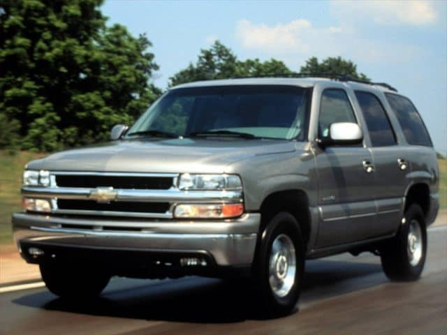 Photo 2000 Chevrolet Tahoe All New SUV