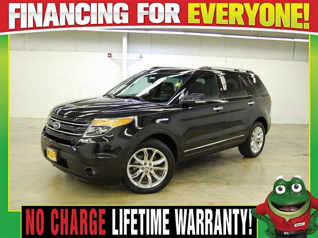 Photo 2014 Ford Explorer Limited AWD - THIRD ROW - HEATEDCOOLED LEATHER SUV