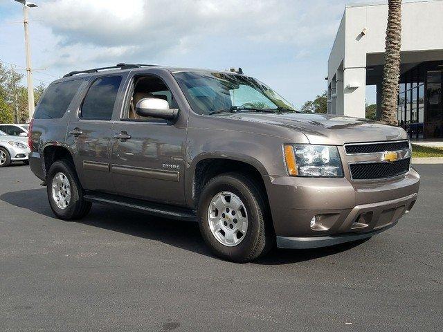 Photo Pre-Owned 2014 Chevrolet Tahoe LT SUV in Jacksonville FL