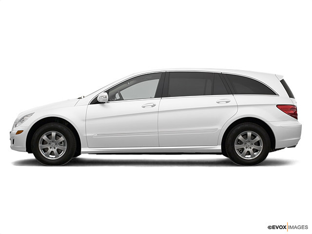 Photo Used 2007 Mercedes-Benz R-Class 3.5L 4MATIC 3.5L For Sale in Colorado Springs, CO