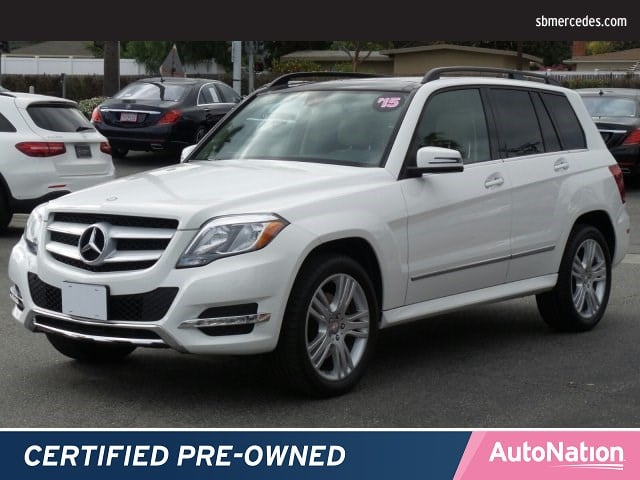 Photo 2015 Mercedes-Benz GLK-Class GLK 250 BlueTEC 4MATIC SUV